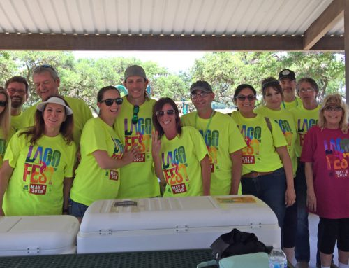 Lago Fest Volunteers