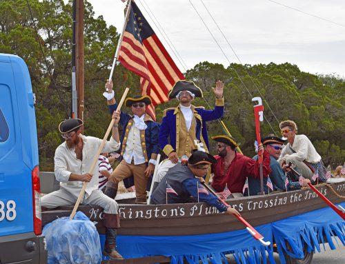Winner of July 4 Parade